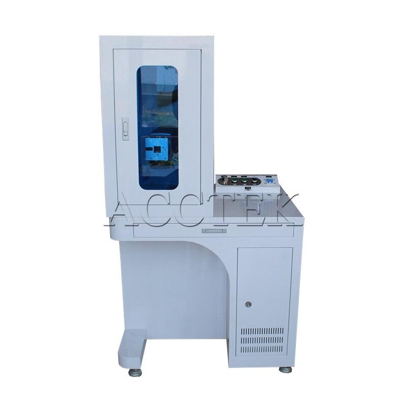 Machine de marquage Laser à Fiber 110*110mm Machine de marquage en métal Machine de gravure Laser en acier inoxydable