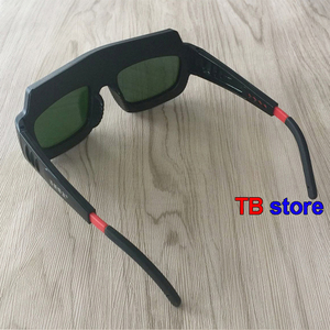 Image 3 - TX 012 Solar energy Automatic dimming Welding glasses Double layer rapidly Lightening goggles welding gas cutting Safety goggles