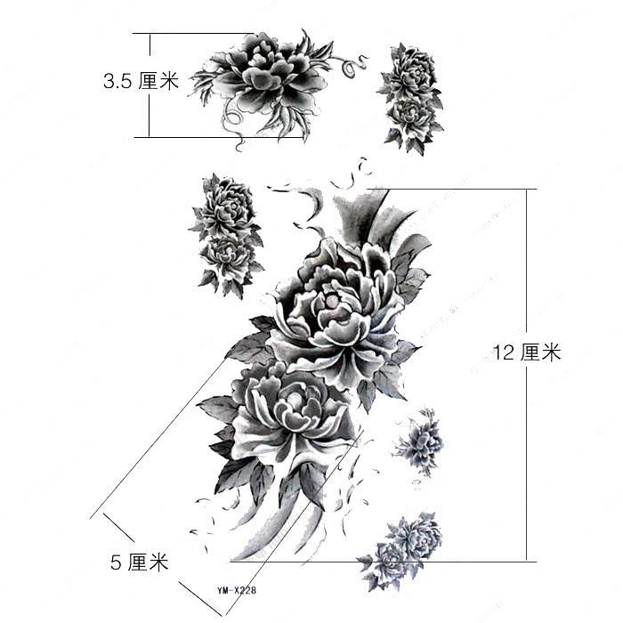 Exotic Flower Tattoo Designs Hibiscus Tattoos Tons Of Ideas