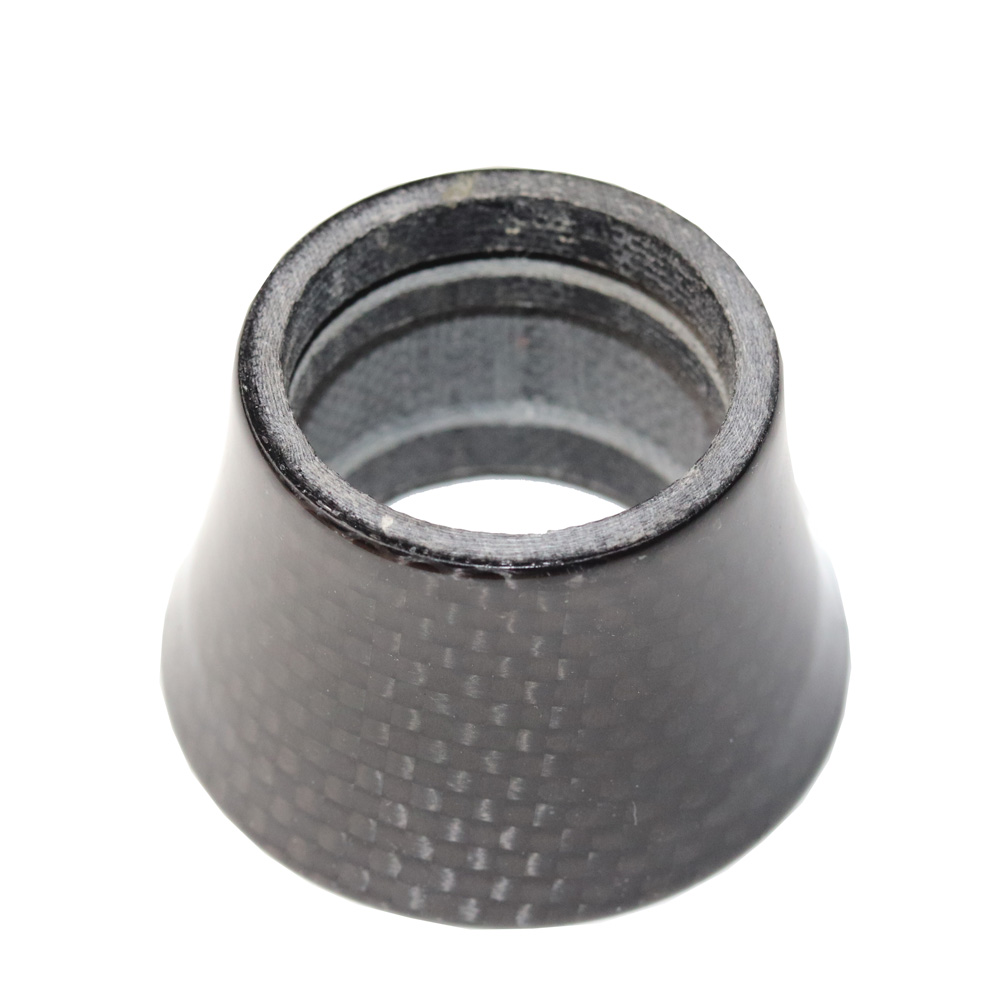 UD Matte Finish Full Carbon Fiber Headset Top Cap Bicycle Headset Spacer