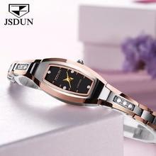OLEVS Tungsten steel Rose Gold Watch Women Quartz Watches Ladies Top Brand Luxury Female Wrist Watch Girl Clock Relogio feminino цена и фото