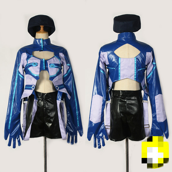 Anime Cosplay Costume Fate Grand Order The heroine X PROJECT fighting suit customization X