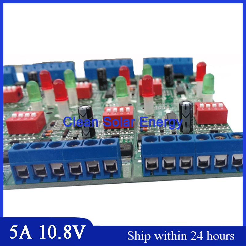 Scm Solar pwm mode 5a 10 8v solar charger controller for pv system pic scm