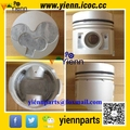 NISAN TD42 TD42T TD42NEW piston with pin and clips 96MM 12011-43G01 12011-6T000 for Datsun jeepKD diesel engine repair parts