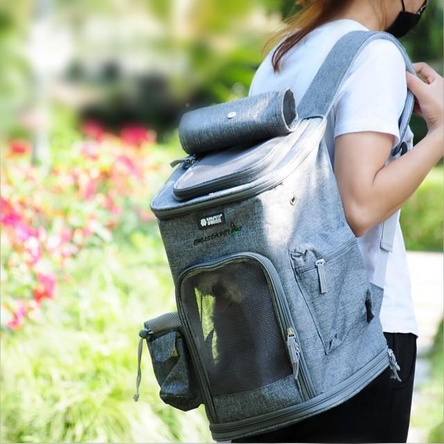 Portable Backpack Pet Carrier