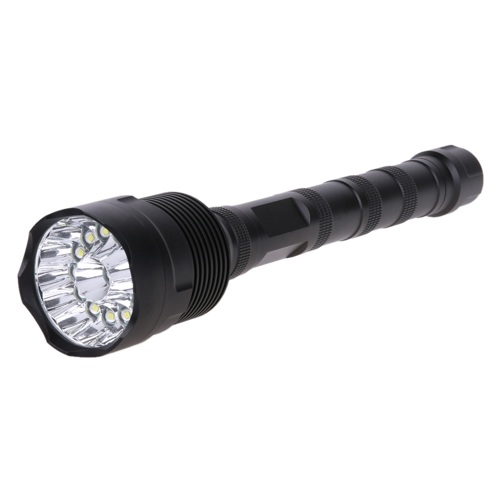 34000LM 14 CREE XML T6 5 Mode 18650 Super Bright 34000 lumens LED Flashlight Outdoor Traval Camping Hunting Torches Light 20000 lumens led super bright flashlight 9x cree xm l t6 9t6 camouflage outdoor torches for camping hiking 4pcs 6000mah 18650