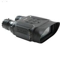 Охотничий HD цифровой прибор ночного видения Тактический военный качество 7X31 инфракрасные бинокли ИК камера для охотника