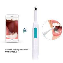 Wireless Oral Dental Wifi Intraoral Camera Endoscope Borescope Led Light USB Camera Teeth Photo Shoot Dentist Intra Oral Camera