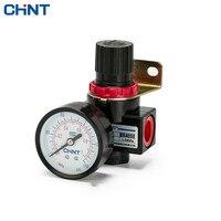 CHINT 분위기 압력 릴리프 밸브 조정 밸브 공압 공기 펌프 정확한 조정 압력 밸브