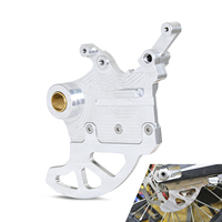 Brake Disc Guard Protector For Yamaha YZ125 250 WR250 WR450 YZ250F YZ450F 2009 2018 YZ250X YZ450X YZ250FX YZ450FX 2015 2018