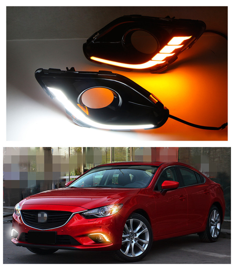 Mazda 6 Led Running Lights
