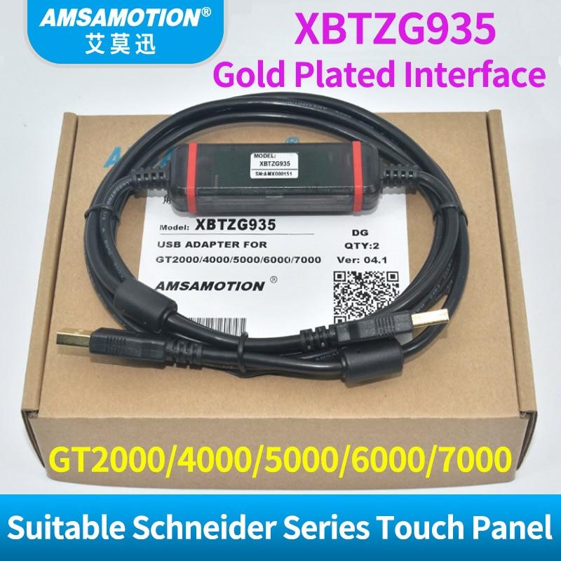 XBTZG935 Compatible Schneider Touch Panel GT2000 4000 5000 6000 7000 USB Programming CableXBTZG935 Compatible Schneider Touch Panel GT2000 4000 5000 6000 7000 USB Programming Cable