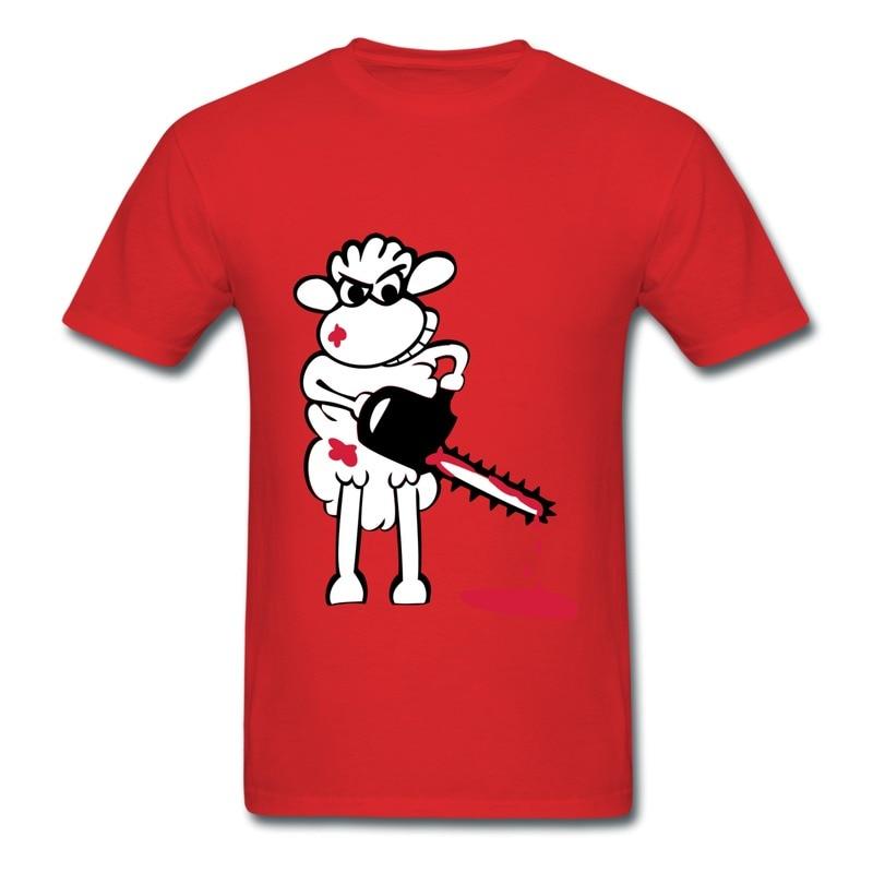Good Quality Casual Men Shirt Lumberjack Sheep Personalize
