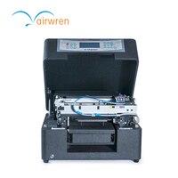 high reputation t shirt logo print machine pos uv label DTG printer impressora laser a4 CE 2018