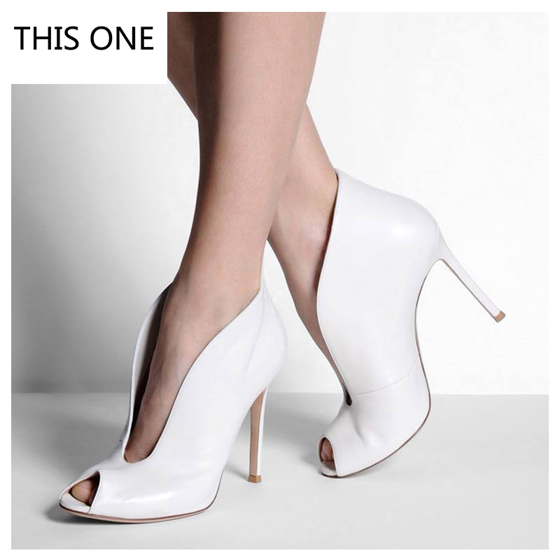 Hot sell Plus Size Sexy Ladies Summer Fashion Sexy Women Roman fish mouth high heel boots shoes sandals boots women ankle boots sexemara extreme high heel sandals fish mouth women sandals 2017 new large size 33 43 summer fashion sexy buckle ladies sandals