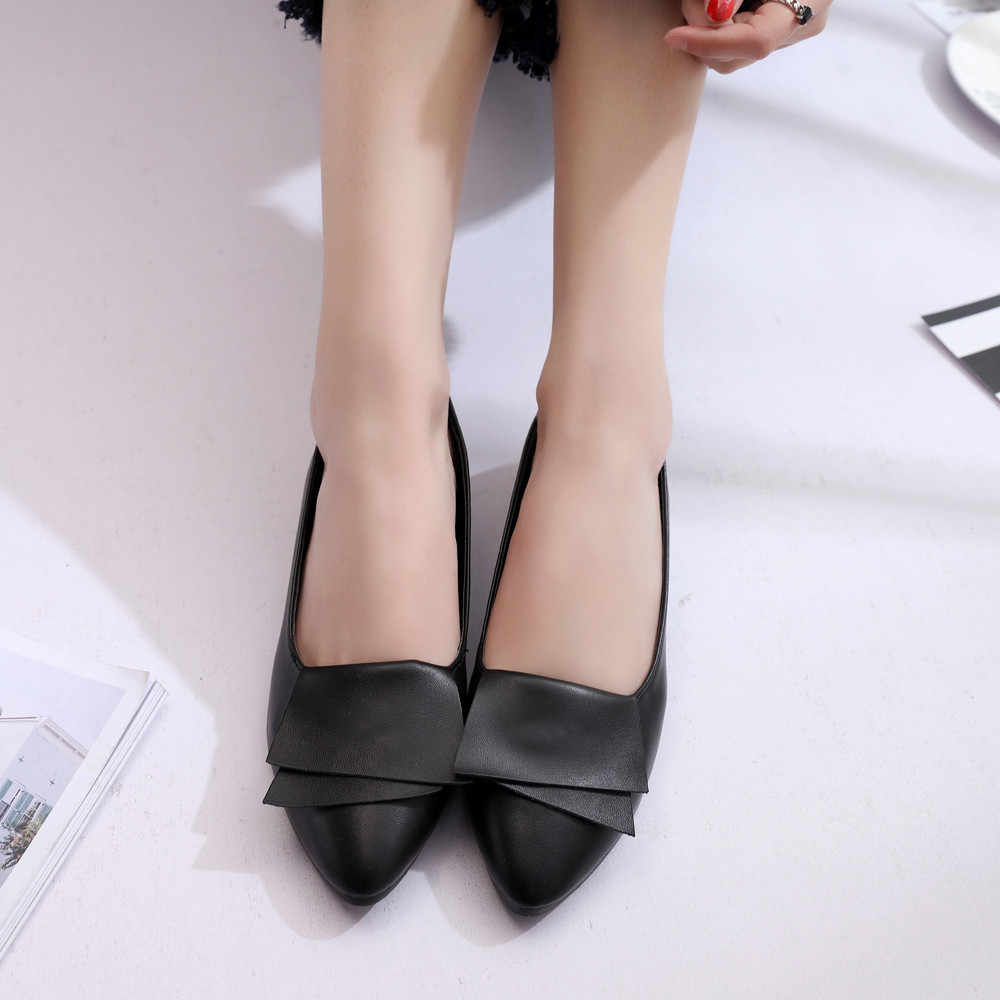 5c9bc586d0c SAGACE Shoes Women Summer Pumps Wedding Office single Shoes Lady Pointed Toe  Slip Shallow fashion new