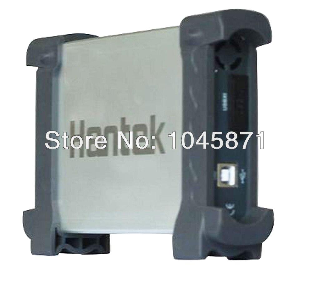 O029 Hantek 6052BE 50Mhz 150MS/s Bandwidth Hantek PC Based USB Digital Storage Oscilloscope Generator FREE SHIPPING осциллограф hantek 6022be usb storag 2channels 20 48msa s