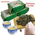 Promoção 250g de Leite Chá Oolong Taiwan jin xuan Leite Oolong Tiguanyin Chá Verde de Alta Qualidade de Cuidados de Saúde de Chá de Leite