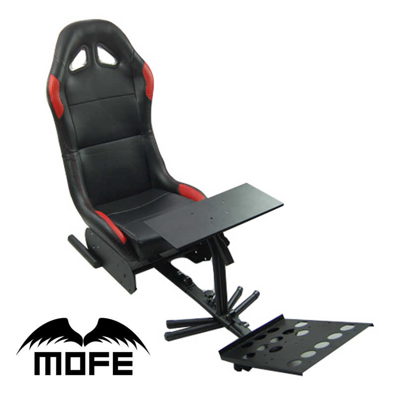 f97fd570b85 Detail Feedback Questions about Foldable Evolution Cockpit game racing  Simulator Seat With Support of Steering Wheel+Pedal+Shift Knob Holder on ...