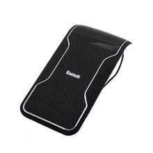 Manos libres Bluetooth Car Kit Manos Libres Bluetooth Wireless Automotive sunvisors Bluetooth Manos Libres Cargador de Coche 1A