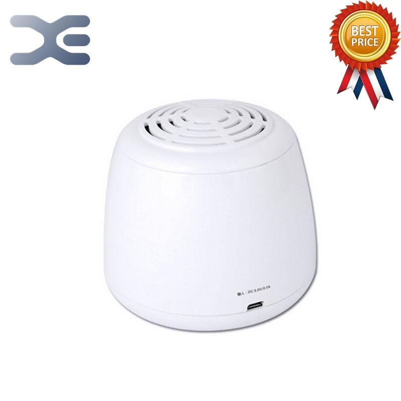 Mini Household Air Purifier Refrigerator Deodorant DC5V Dry Battery Anion Ozone Sterilizer