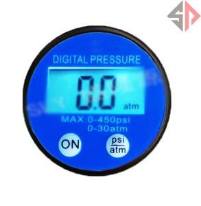 Image 4 - SP 0 〜 35 atm バッテリー電源医療機器デジタル圧力計 450 psi エア圧力計圧力計