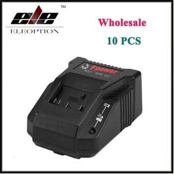 Wholesale 10x Electrical Drill Li-ion Battery Charger For Bosch AL1820CV 10.8V-18V Power Tool BAT607 BAT609 BAT610 AL1860 BC630
