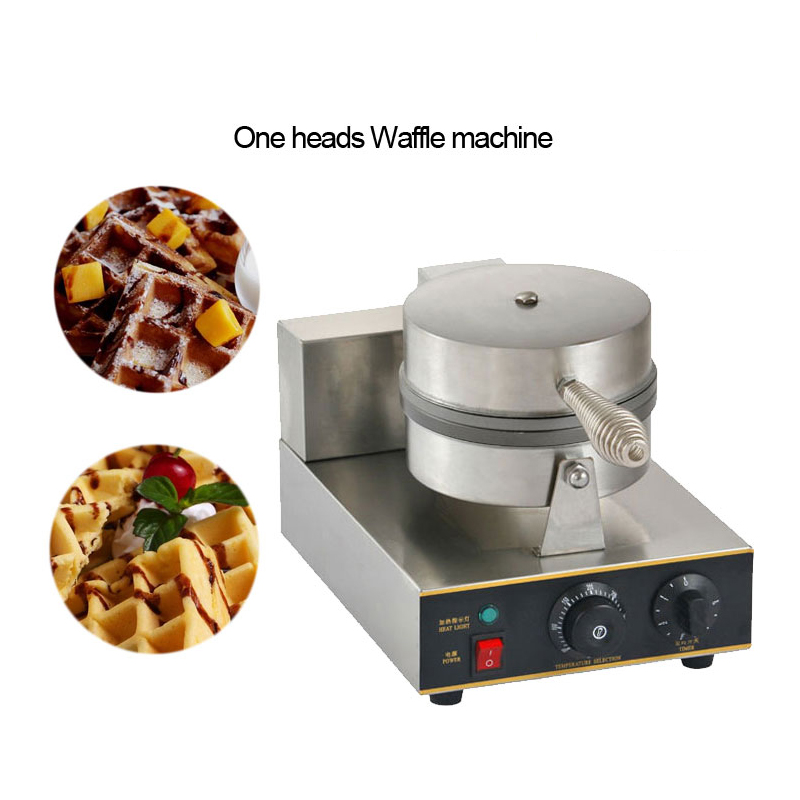 Heavy duty 1 PC Electric Waffle Pan Muffin Machine Eggette Wafer Waffle Egg Makers Kitchen Machine Applicance 220v 1pc fy 6h electric waffle pan muffin machine eggette wafer 1415w waffle egg makers kitchen machine applicance 220v 50 hz