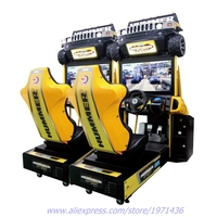 Hummer Amusement Machine Arcade Games Simulator Video Drive Car Racing Game Machine