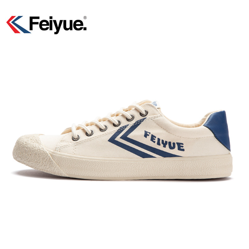Feiyue shoes New classic Martial arts Tai Chi canvas shoes Rubber shoes men women sneakers 1