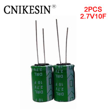 CNIKESIN 2.7V 10F Ultra Capacitor Lowest Price Ultracapacitors 2.7V10F Super Capacitors 10F For Sale Promotions
