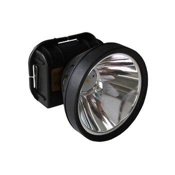 En Popüler Hediye Madenciler için Noel Hediyesi olarak YJM-4925B 15 W 4400 mah LED Madenciler Akülü kep lambası/Güvenlik farlar