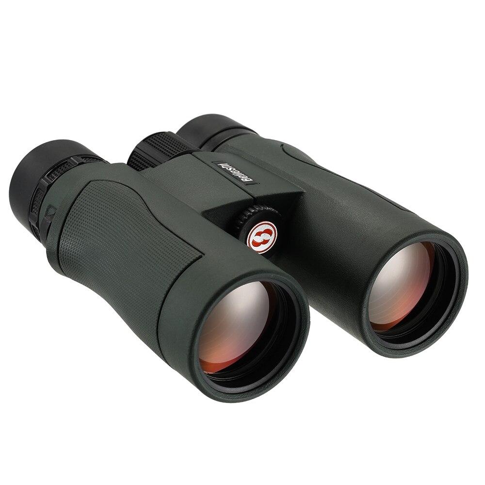 Professionnel 10X42 binoculaire haute puissance extérieur étanche télescope optique pour l'observation des oiseaux randonnée chasse Sport voyage portée