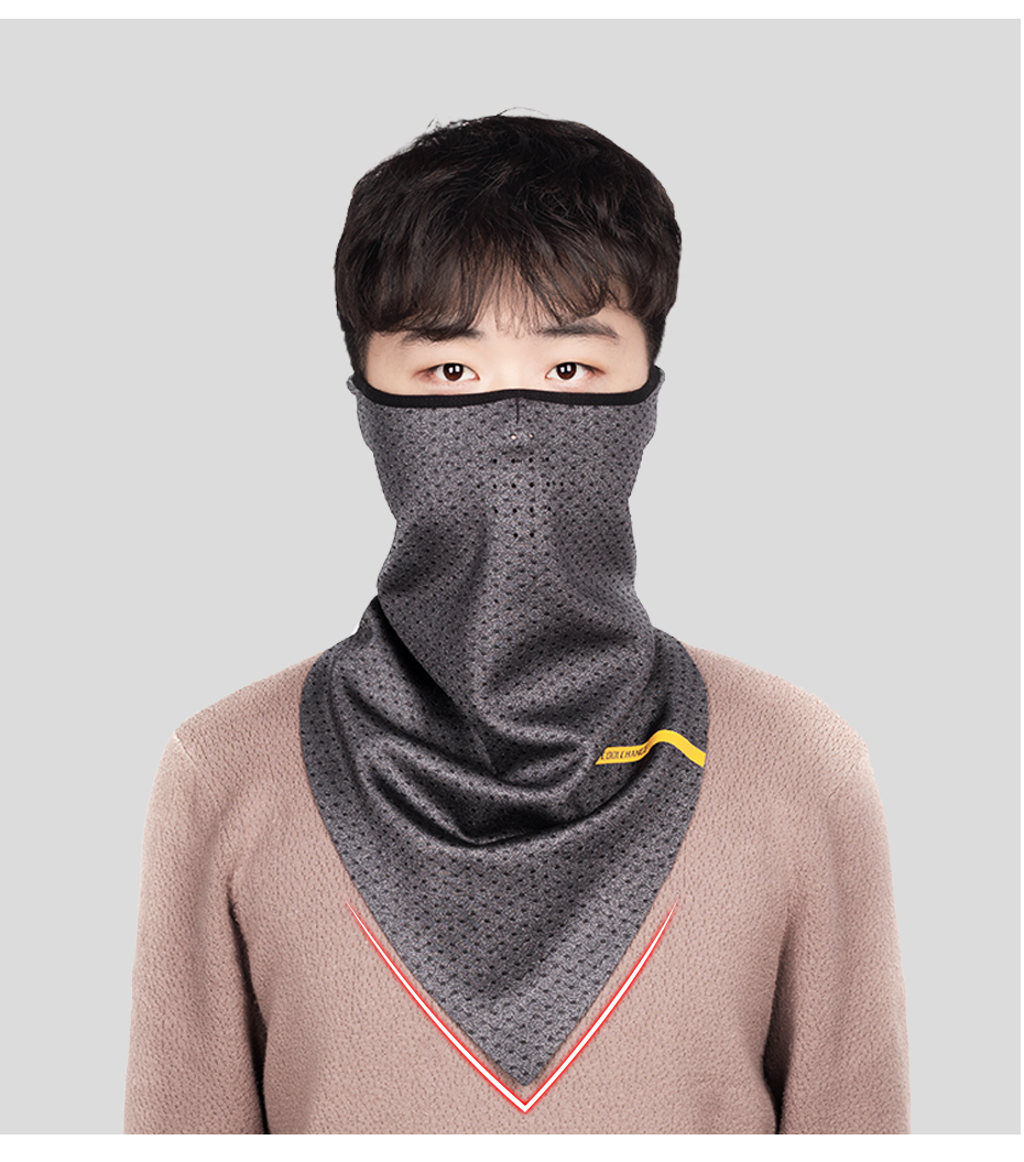 HTB1pJoOXLfsK1RjSszgq6yXzpXaG CoolChange Bicycle Mask Winter Warm Face Mask Elastic Cycling Triangle Mask Polar Fleece Breathable Ear Protector Bike Facemask