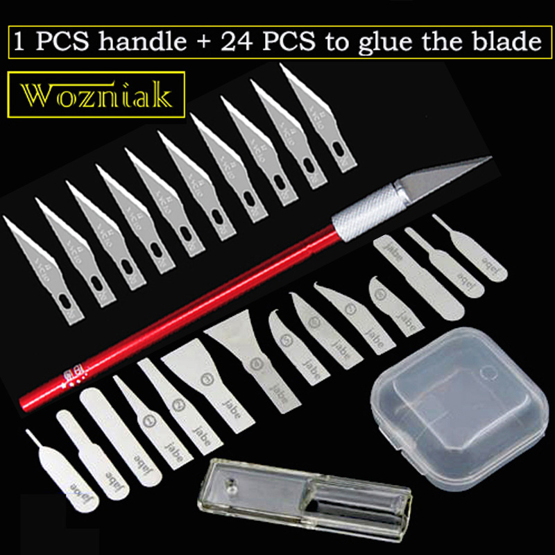 Wozniak Original toughness IC Chip BGA motherboard Hard disk PCB Circuit board Repair knife Curved thin blade for iphone samsung hot plcc ic chip extractor motherboard circuit board component puller tool