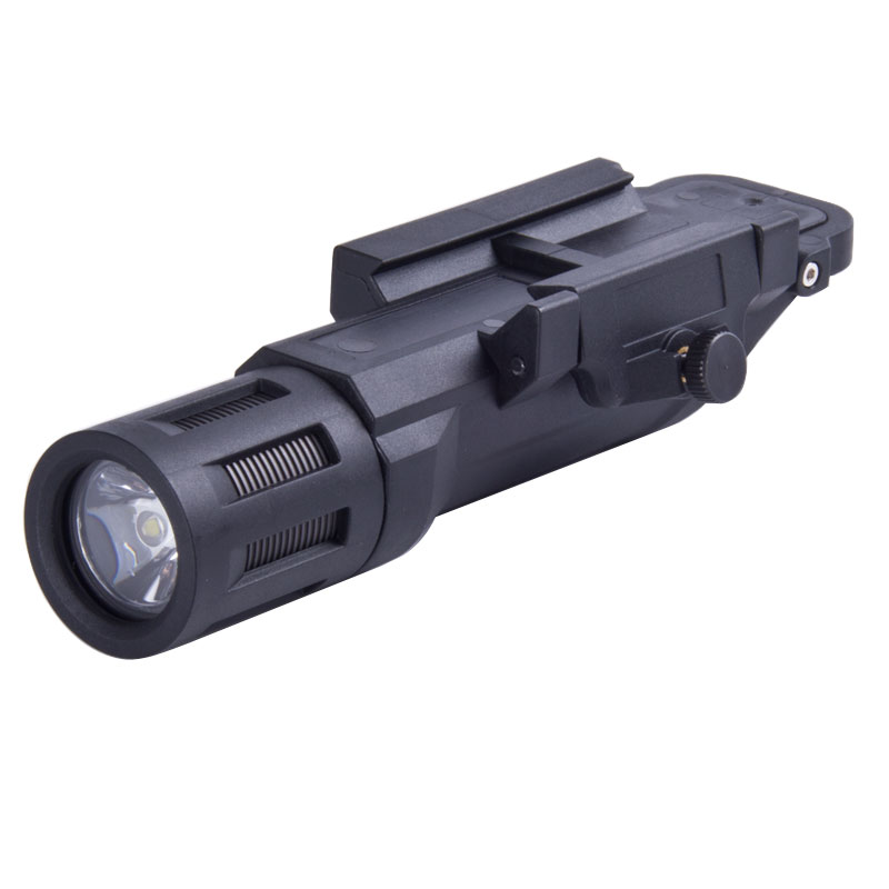 ФОТО Unmark Multifunction Weapon Mounted Light(WML) Tactical Flashlight Weaponlight Constant Momentary Strobe Long/Short B/T ht223