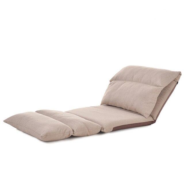 Divano Letto Relax.Us 89 0 Piano Pieghevole Chaise Lounge Chair Mobili Soggiorno Moderno Pieghevole Regolabile Imbottita Poltrona Relax Reclinabile Divano Letto In