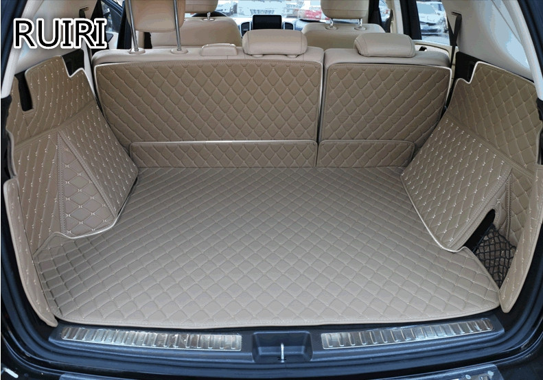 High quality & Free shipping! Special trunk mats for Mercedes Benz <font><b>ML</b></font> <font><b>350</b></font> <font><b>W164</b></font> 2011-2006 wear-resisting cargo liner boot carpets image
