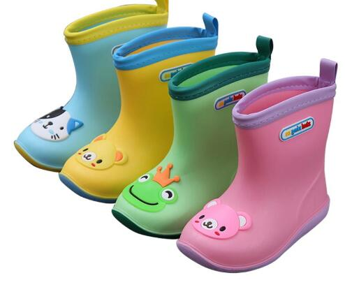 Brand New Kids for Boys Girls Rain Boots Waterproof Baby Non-slip Rubber Water Shoes Children Rainboots four Seasons RemovableBrand New Kids for Boys Girls Rain Boots Waterproof Baby Non-slip Rubber Water Shoes Children Rainboots four Seasons Removable
