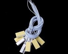 Sgooway 50 pares contato magnético Sensor de Porta com fio para alarme porta alarme detector frete grátis