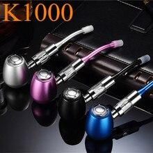 บุหรี่อิเล็กทรอนิกส์E-pipe KamryชุดK1000 Vaporizador S TeelseriesสมัยCigarro Eletrô nico 18350แบตเตอรี่ท่อปลากระเบนสมัยX8270