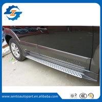 High quality aluminium alloy side step running board thresholds for Tucson 2005 2012