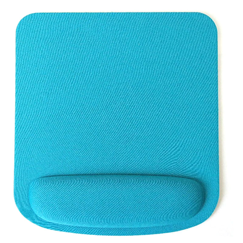 Professional Thicken Square Comfy Wrist Mouse Pad For Optical/Trackball Mat Mice Pad Computer For CSGO Dota 2 LOL