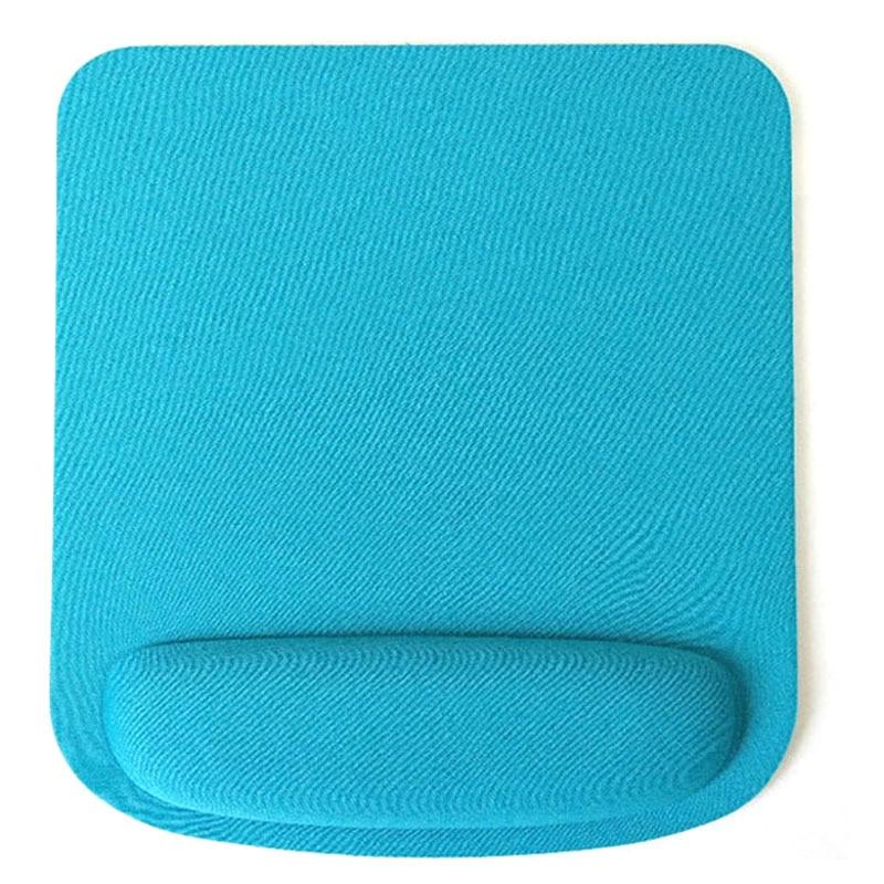 Professionell Thicken Square Comfy Wrist-musmatta för Optical / Trackball Mat Mus-paddator för CSGO Dota 2 LOL