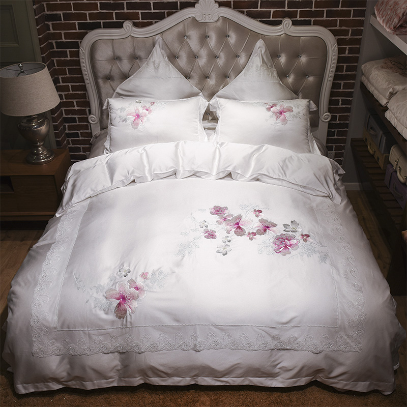 Aliexpress.com : Buy Chinese tencel embroidered Bedding ...