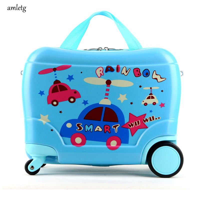 Amletg Brand Best Selling Anime Student Stereo Childrens Suitcase Travel Trolley Case Cute Cartoon Boy Girl BackpackAmletg Brand Best Selling Anime Student Stereo Childrens Suitcase Travel Trolley Case Cute Cartoon Boy Girl Backpack