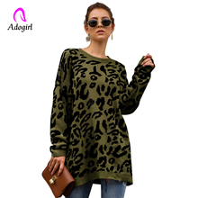 Adogirl Autumn Half Sleeve Turtleneck Knitted Pullover Women Soft Winter Loose Casual Sweater Jumper Ladies Femenino Jumper 2019 bell sleeve jumper