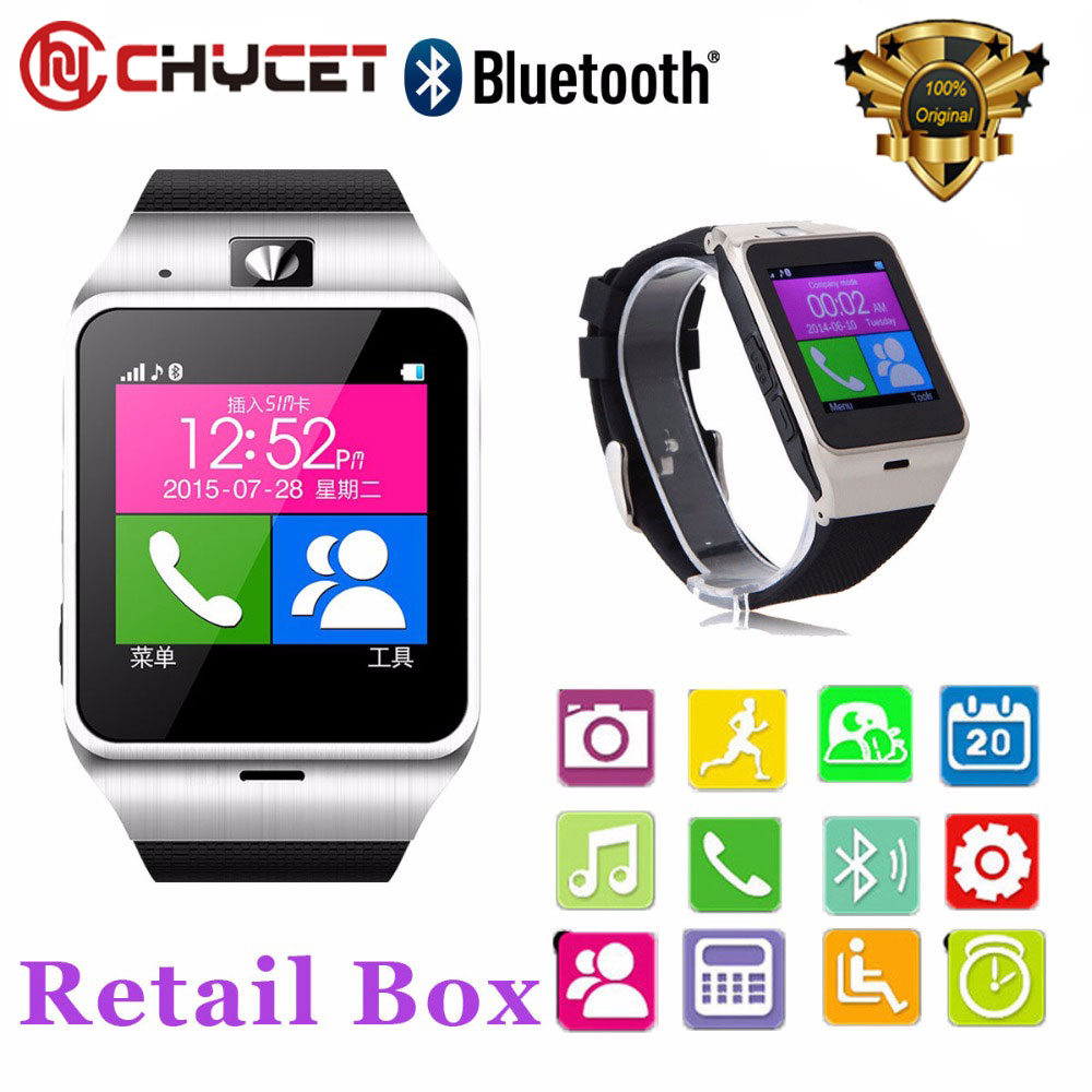 2016 Aplus Bluetooth Smartwatch HC19 NFC Waterproof WristWatch SIM Card Android Watch For iPhone Samsung PK Dz09 GT08 U8 GV18