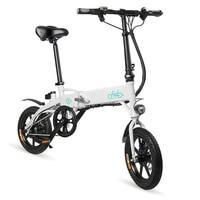 FIIDO D1 складываемый Электрический велосипед горный велосипед 10.4Ah 250 Вт Мотор 50 км, скорость 25 км/ч Макс. ЕС штекер мопед велосипед