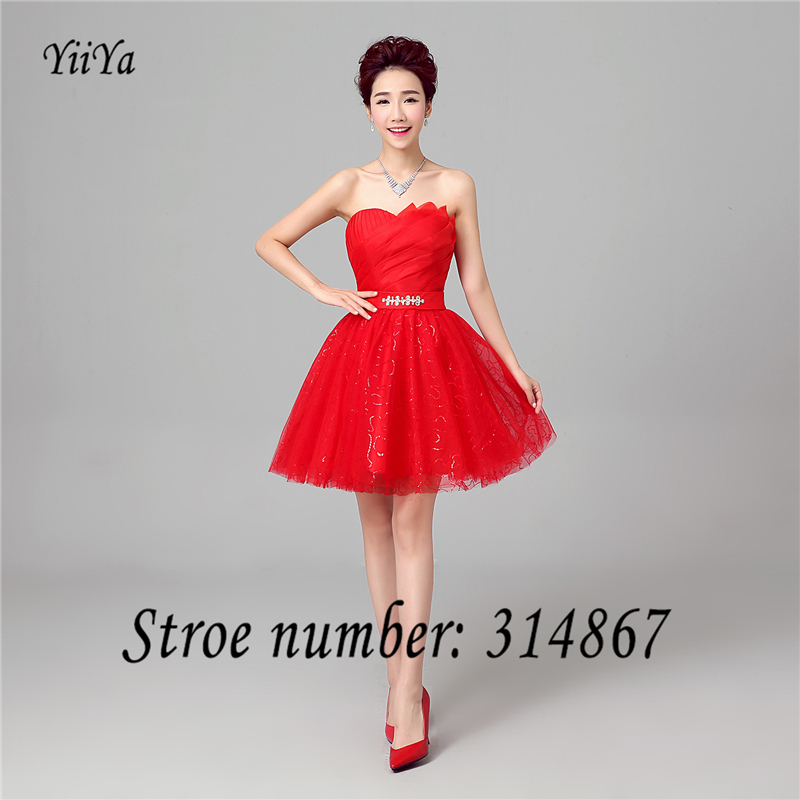 Red Bridesmaid Dresses Plus Size Promotion-Shop for Promotional ...